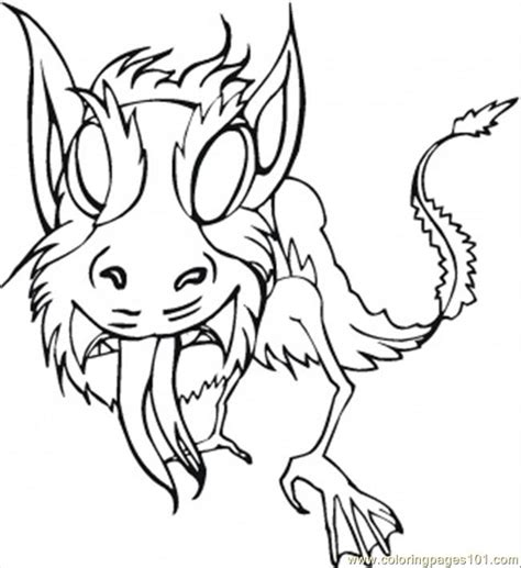 Folklore Colouring Pages Myth Coloring Pages