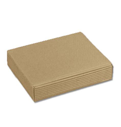 cornice cartoncino scatola cornice in cartoncino onda avana mm 330x270x30