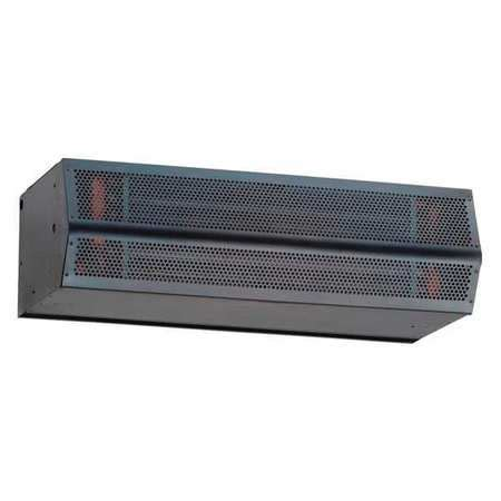 heated air curtains mars air doors heated air curtain 72 in std272 2een ob