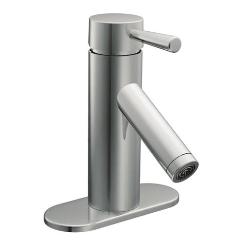 faucet com 6100bn in brushed nickel by moen