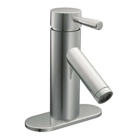 faucet 6100bn in brushed nickel by moen