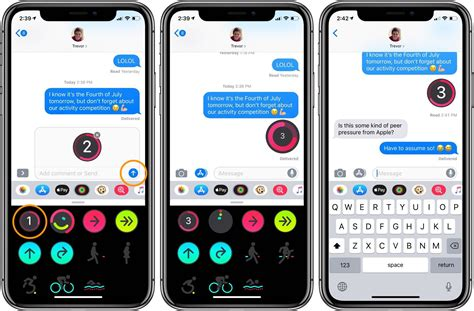 ios      animated activity app stickers  messages tomac