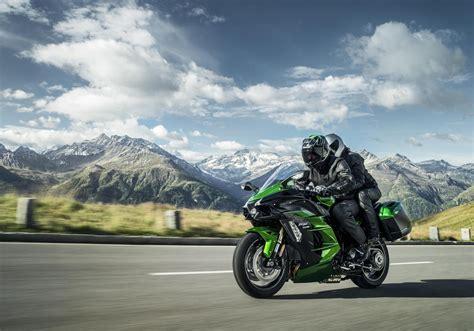 Motorrad Bmw Tourer by Kawasaki Motorr 228 Der Sport Tourer Ninja H2 Sx Tourer