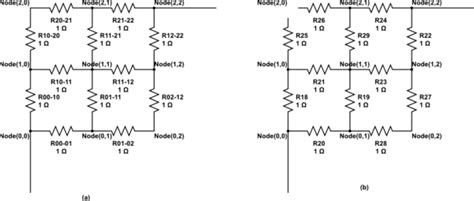 resistor network circuit analysis circuit analysis how to efficiently compute the current at each node in a resistor network