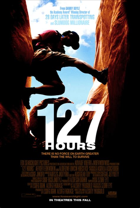 1d Poster 4 127 hours 2010