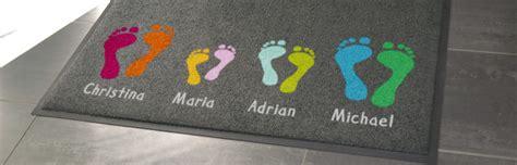 fußmatten personalisiert personalisiert mit namen mattilde die matte mit pfiff