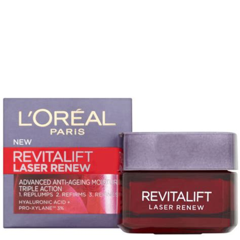 L Oreal Anti Aging dermo expertise revitalift laser renew advanced anti aging
