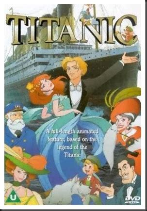 titanic film animated titanic for kids cartoon movie about the disaster