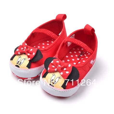 What Is A Crib Shoe by Newbaby Infant Toddler Dots Minnie Mouse Crib Shoes