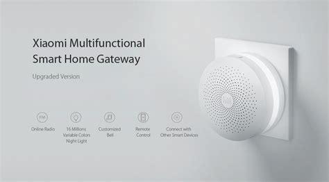 Xiaomi Multifunctional Gateway 2 xiaomi smart home wireless switc multifunctional gateway