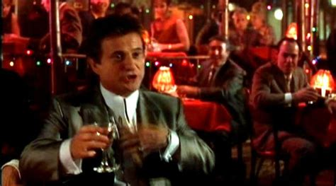 gangster movie joe pesci joe pesci goodfellas unforgettable movie characters