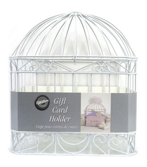 reception gift card holder cage jo ann - Reception Gift Card Holder Cage