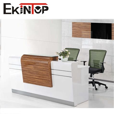 reception office desk office furniture curved reception desk used reception desk