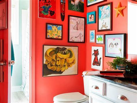 low budget bathroom makeovers clever low budget boy s bathroom makeover hgtv