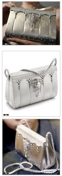 The 163 Million And Platinum Handbag by 7 Ultimate And Most Expensive Things In The World Today