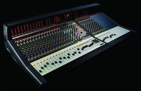 neve recording console ams neve genesys g96 96 input 48 fader base console