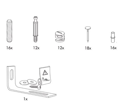 ikea billy book replacement parts furnitureparts