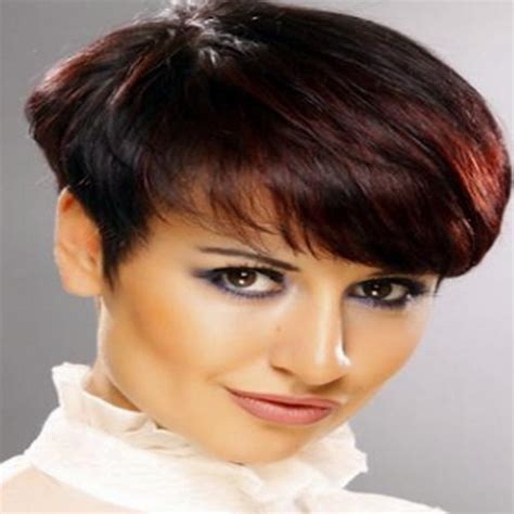 wedge shape hair styles short wedge haircut pictures