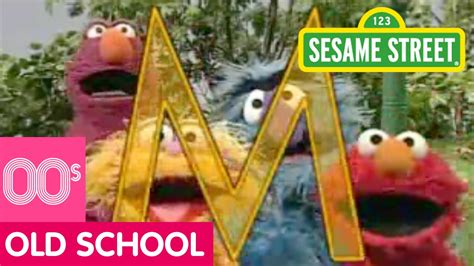 M Sesame Abcs sesame what words begin with m