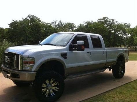 automobile air conditioning repair 1997 ford f350 parking system purchase used 1997 ford f350 crew cab xlt longbed 4x4 lifted 7 3 powerstroke turbo diesel in