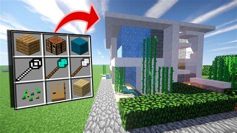 imagenes de casas epicas de minecraft construyendo casas epicas en 1 segundo minecraft youtube