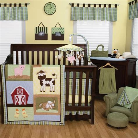 Animal Themed Crib Bedding Quilt Bedding Sets Quilt Bedding And Farm Theme On Pinterest