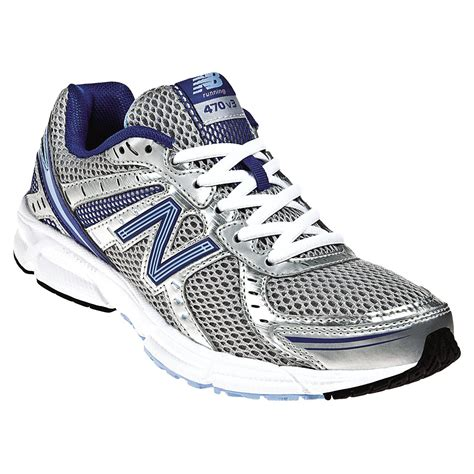 sears womens athletic shoes new balance s 470v3 running athletic shoe grey