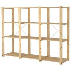 How To Build Wooden Shelving Units by Ikea Garage Shelving Decor Ideasdecor Ideas