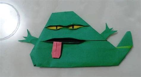 Origami Jabba - origami jabba the hutt craft new bedford guide