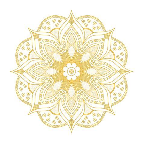 Mandala Gold gold mandala