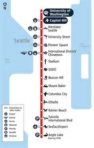 Link Light Rail Seattle Map by The New Uw Light Rail Station May Be Beautiful But Is It