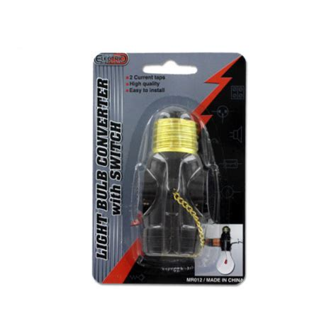 light bulb with switch light bulb converter with switch