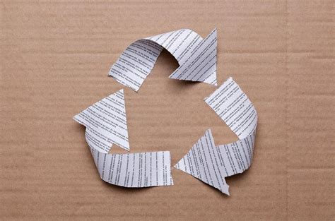 What Can We Make With Waste Paper - the benefits of paper recycling