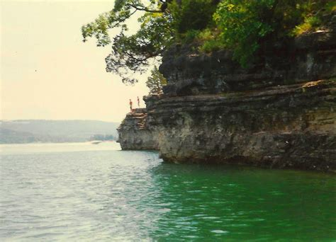 How Big Is Table Rock Lake by Panoramio Photo Of Rock Ledge Table Rock Lake 6 1989
