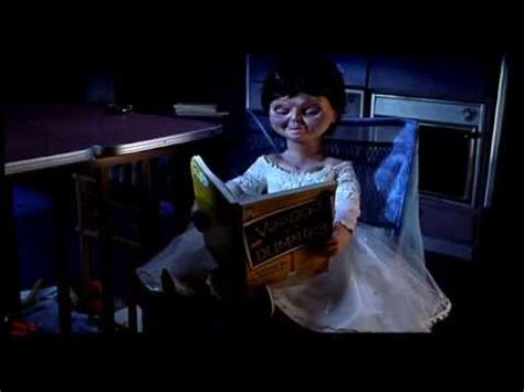 bride of chucky tiffany turns into doll scene hd youtube chucky s family vacation slides vidoemo emotional