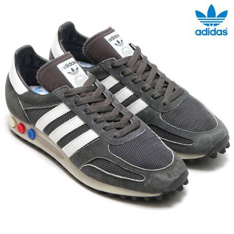 Adidas Original Adidas Trainer Grey adidas la trainer og grey crystalrose co uk