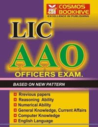 banking book lic aao generalists books lic assistant administrative officer examination