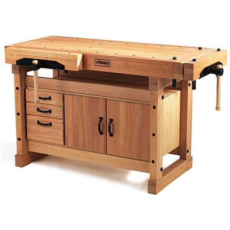 Easy Wooden Work Bench Plans Woodworking Projects