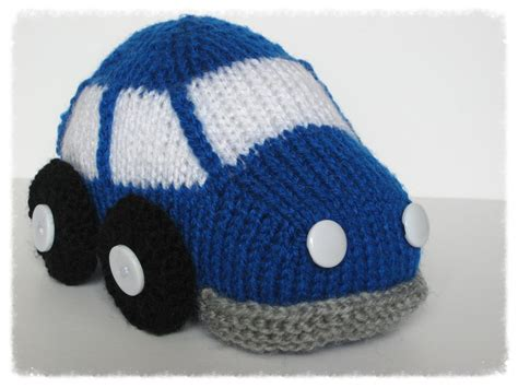 knitted car pattern car knitting pattern on luulla