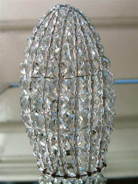 Chandelier Bulb Covers 16 Best Images About Beaded Light Bulb Covers On Pinterest Shades And