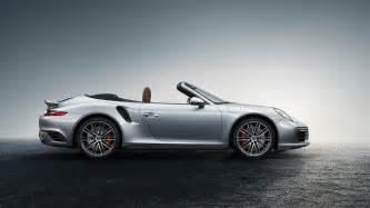 Porsche 911 Cabriolet Porsche 911 Turbo Cabriolet 991 2 2016 Autoevolution