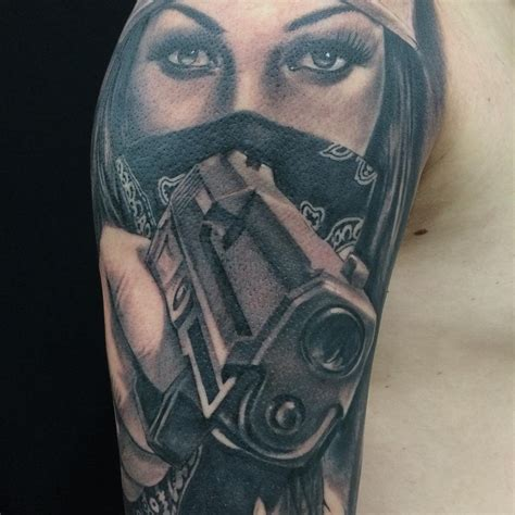 tattoo gun designs 31 gun tattoo designs ideas design trends premium