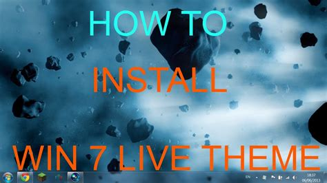live wallpaper windows 7 youtube how to install live wallpapers on windows 7 youtube