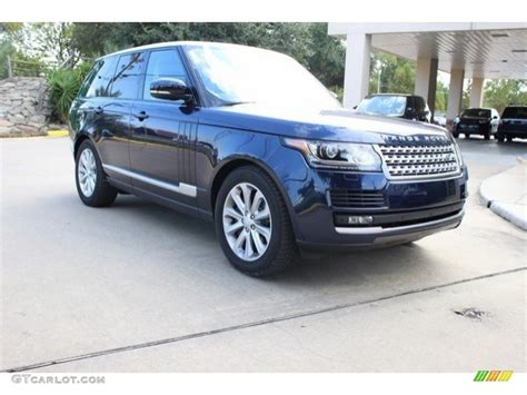blue land rover range rover colors 28 images 2016 loire blue metallic