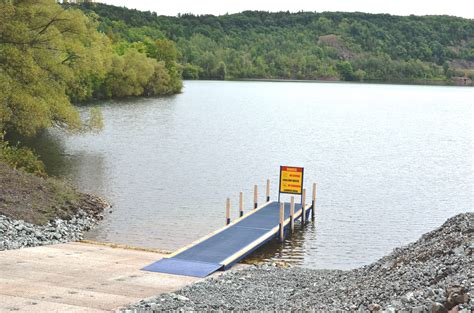 mi dnr boating new boating access site at lake angeline marquette county
