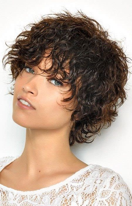 haircuts 2017 for wavy hair very short curly hairstyles 2017