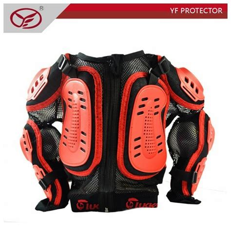 Terbaik Protector Safety Pelindung Bikers ce youth armor motorcycle protection motocross