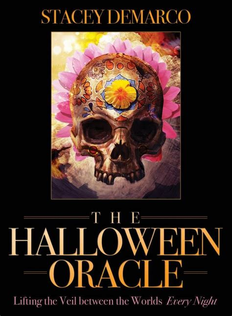 libro halloween oracle lifting the pin by teresa mills on halloween fun with tarot