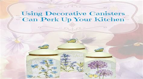 decorative canisters kitchen using decorative canisters can perk up your kitchen