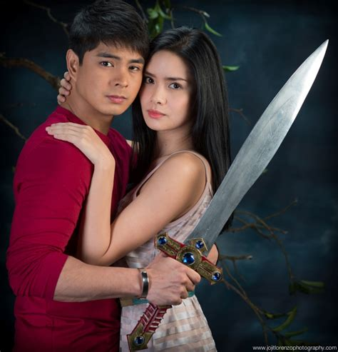 latest film of coco martin s coco martin and erich gonzales new action drama series